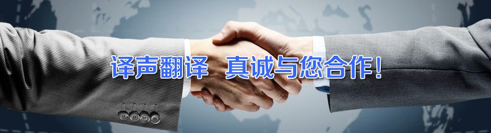 淄博翻译公司